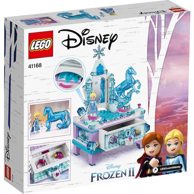 "LEGO® Konstruktionsspielsteine ""Elsas Schmuckkästchen (41168), LEGO® Disney Princess"", Kunststoff, (300-tlg.)"