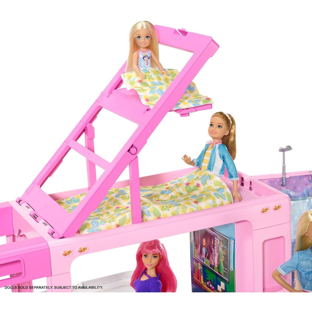 Barbie Spielzeug-Bus »3-in-1 Super Abenteuer-Camper«