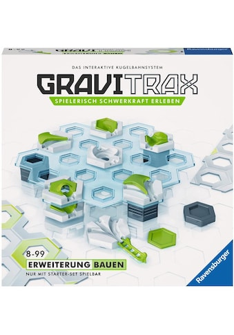 Ravensburger Kugelbahn »GraviTrax Erw. Bauen«, Made in Europe, FSC® - schützt Wald - weltweit kaufen