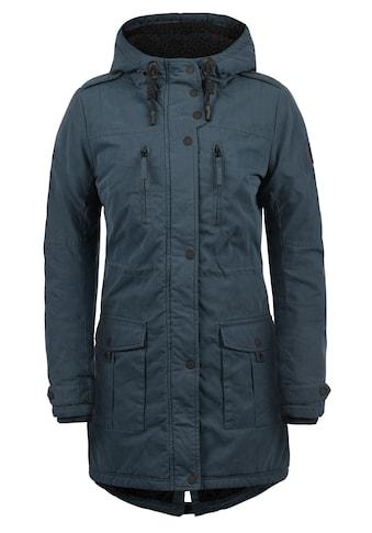 DESIRES Parka »Lotta«, warme Jacke mit hochabschließendem Kragen kaufen
