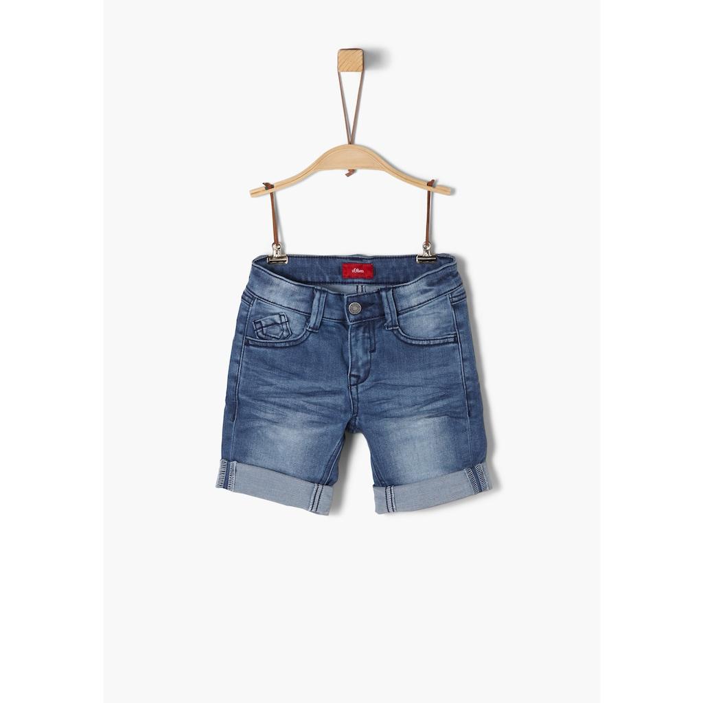s.Oliver Stretch-Jeans, für Jungen