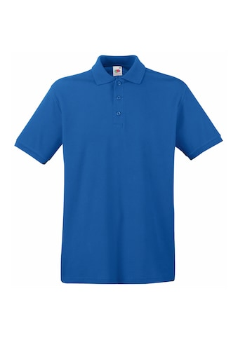 Fruit of the Loom Poloshirt »Premium Herren Polo-Shirt, Kurzarm« kaufen
