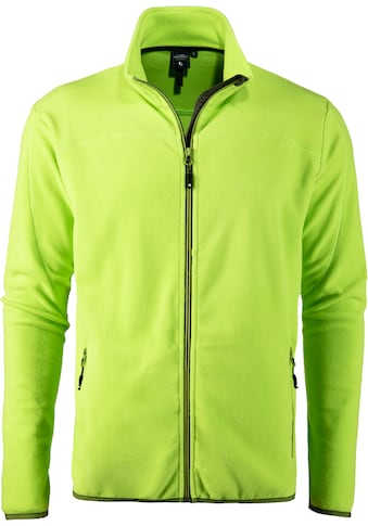 DEPROC Active Fleecejacke »KIRKVALE II MEN«, weiche Fleecejacke in traditioneller Optik kaufen