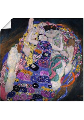 Artland Wandbild »Die Jungfrau. 1913« kaufen