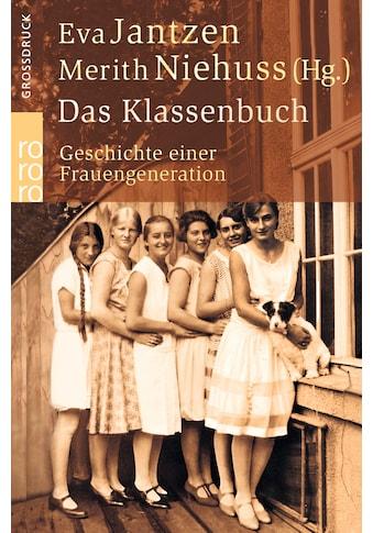 Buch »Das Klassenbuch / Eva Jantzen, Merith Niehuss« kaufen
