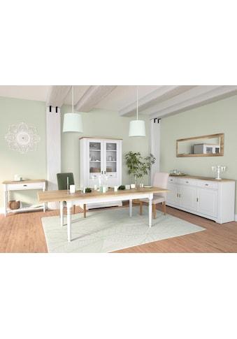 Home affaire Konsolentisch »Cottage«, aus schönem Eichenholzfurnier, im zeitlosen Design, Breite 100 cm kaufen