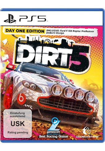 Codemasters Spiel »Dirt 5 - Launch Edition«, PlayStation 5 kaufen