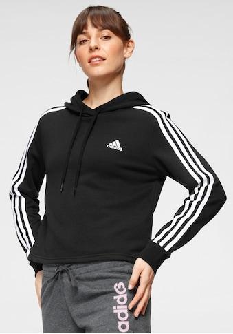 adidas Performance Kapuzensweatshirt »ESSENTIALS CROP HOODIE« kaufen