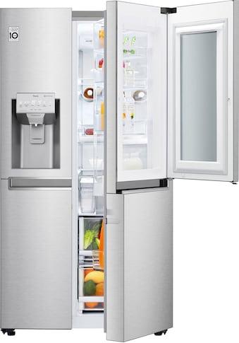 LG Side-by-Side »GSX961NEAZ«, InstaView Door-in-Door™ kaufen