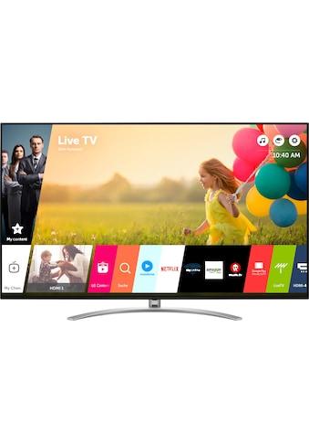 LG 75SM9900PLA LED - Fernseher (189 cm / (75 Zoll), 8K, Smart - TV kaufen