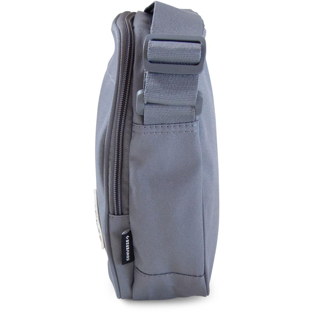 Converse Umhängetasche »Poly Cross Body, cool grey«