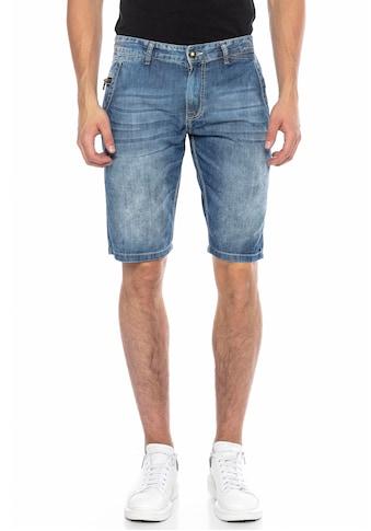 Cipo & Baxx Shorts, mit farbigen Nieten kaufen