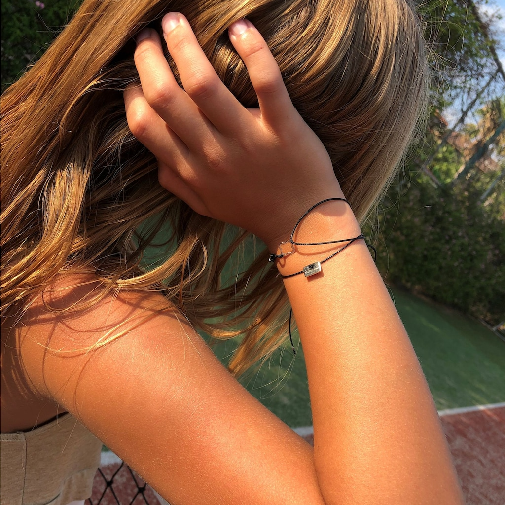 AILORIA Armband »LISE«, 925 Sterling Silber, rhodiniert