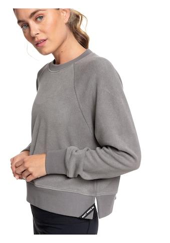 Roxy Strickfleece - Pullover »Instant Crush« kaufen