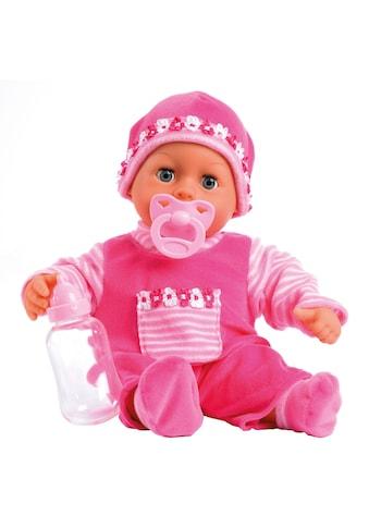 """Bayer Babypuppe """"First Words, pink"""" kaufen"""