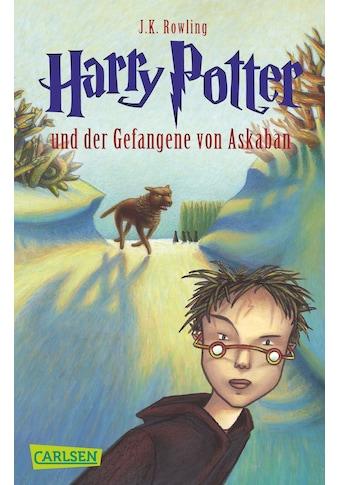 Buch »Harry Potter und der Gefangene von Askaban (Harry Potter 3) / J.K. Rowling,... kaufen
