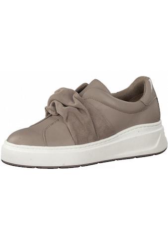 Tamaris Slip-On Sneaker, mit verdecktem Gummizug kaufen