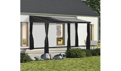 Sojag Anbaupavillon »Portland 10x16«, BxTxH: 483x298x240 cm kaufen