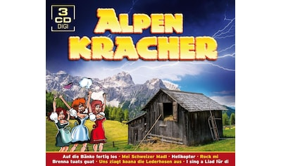 Musik-CD »Alpenkracher / Various« kaufen