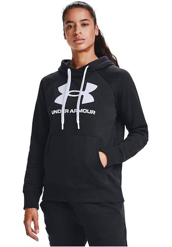Under Armour® Kapuzensweatjacke »Rival Fleece Logo Hoodie« kaufen