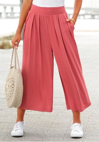 LASCANA Culotte, mit extra-weitem Bein kaufen