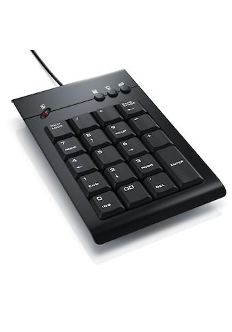 Aplic USB Keypad inkl. Multimediatasten & rutschfesten Gummifüßen »vollständiges... kaufen