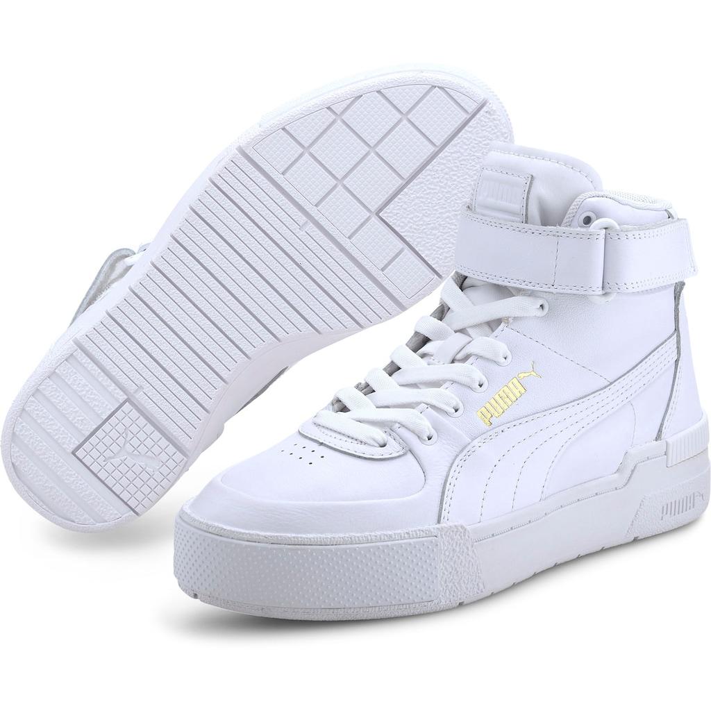 PUMA Sneaker »Cali Sport Top Warm Up Wn's«