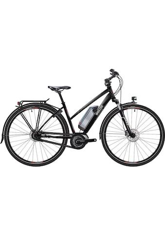 BREEZER Bikes E - Bike »GREENWAY IG+ ST Di2 2017«, 8 Gang Shimano Nexus 8 - fach Di2 Schaltwerk, Nabenschaltung, Mittelmotor 250 W (mit Akku - Ladegerät) kaufen
