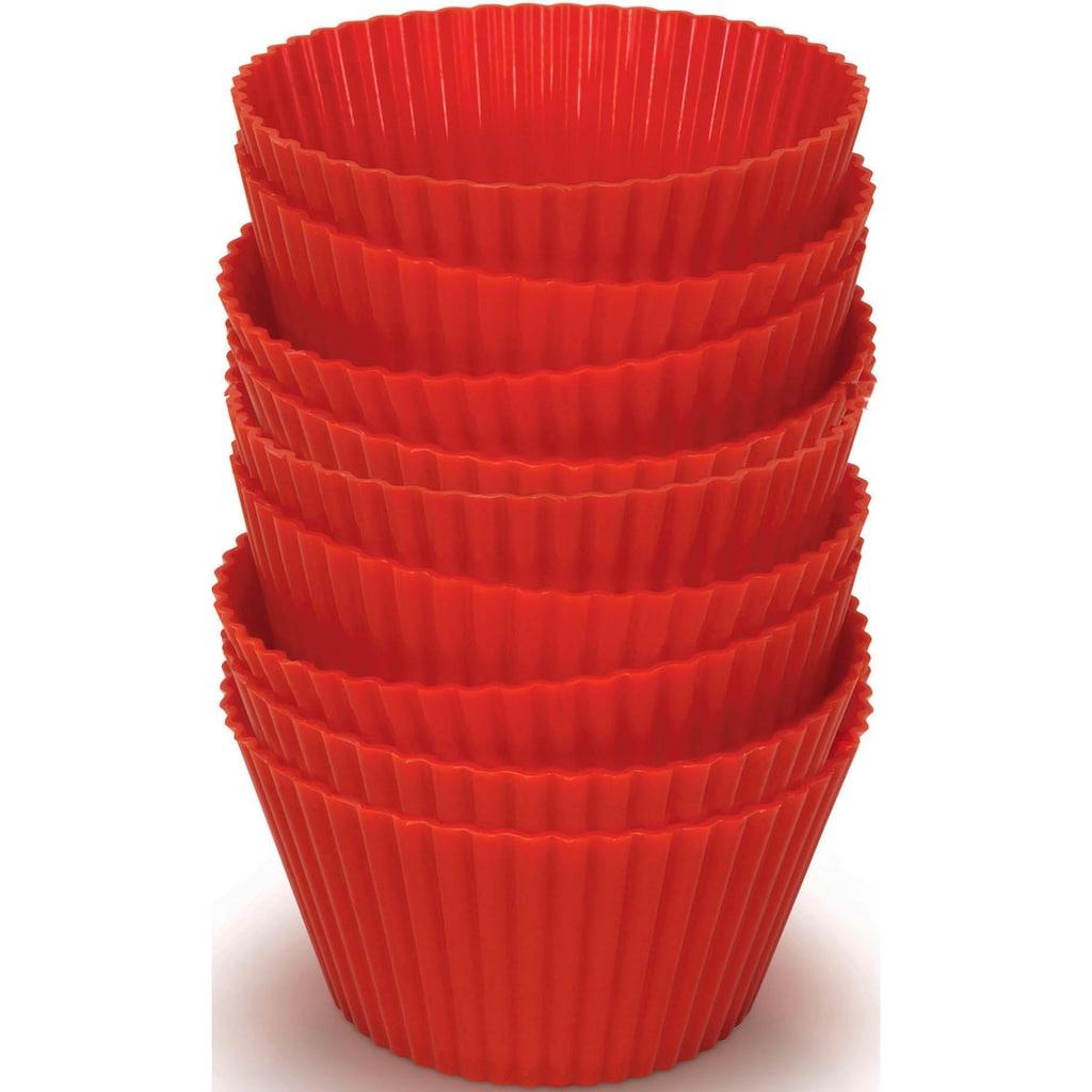 Philips Backeinsatz »HD9952/00 XXL-Backform«, + 9 Muffin Cups