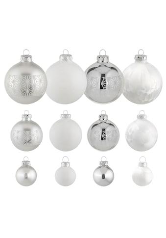 """Thüringer Glasdesign Weihnachtsbaumkugel """"Eisprinzessin"""" kaufen"""