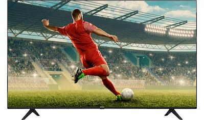 Hisense 55AE7010F LED - Fernseher (139 cm / (55 Zoll), 4K Ultra HD, Smart - TV kaufen
