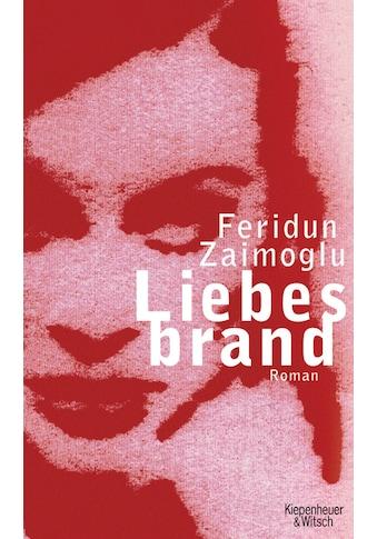 Buch Liebesbrand / Feridun Zaimoglu kaufen