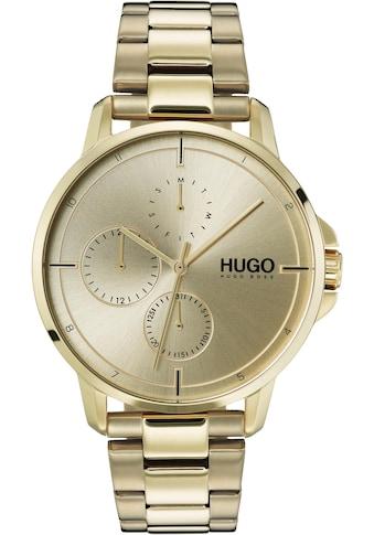 HUGO Multifunktionsuhr »Fokus, 1530026« kaufen