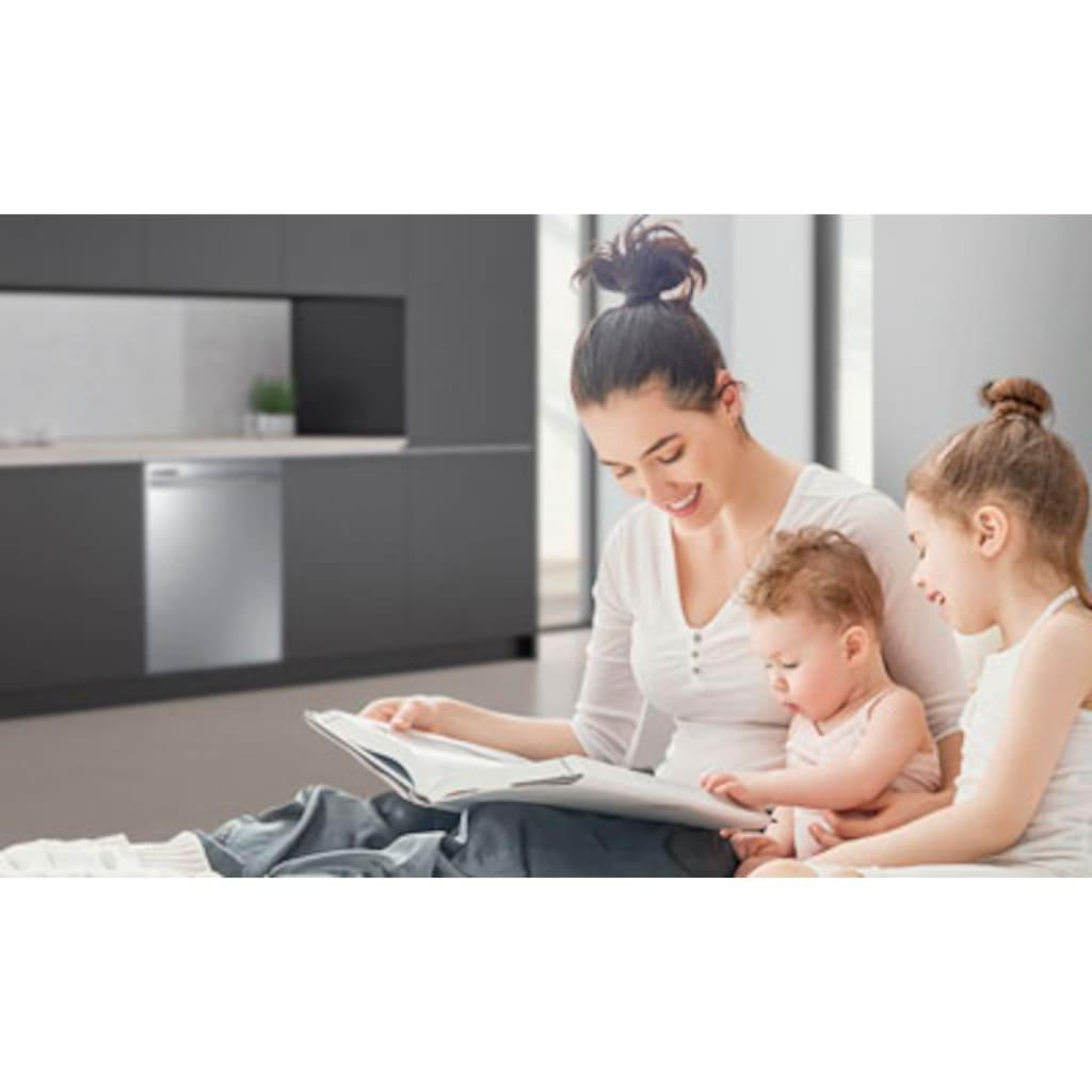 Samsung Standgeschirrspüler »DW60R7050FW/EC«, DW60R7050FW, 14 Maßgedecke
