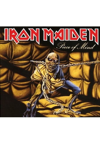 Musik-CD »Piece Of Mind (Remastered) / Iron Maiden« kaufen