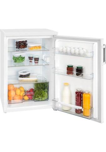 exquisit Table Top Kühlschrank, 84,5 cm hoch, 56 cm breit kaufen