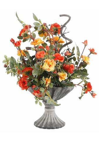 Home affaire Kunstpflanze »Wildrosen« (1 Stück) kaufen
