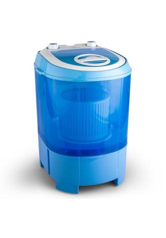 ONECONCEPT Mini Camping Waschmaschine Reisewaschmaschine Schleuder 2,8kg kaufen