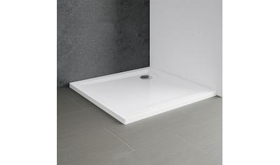 Schulte Duschwanne, extra flach, 90 x 90 cm kaufen