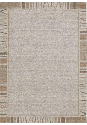OCI DIE TEPPICHMARKE Teppich »Alanis Border«, rechteckig, 5 mm Höhe, Wohnzimmer kaufen