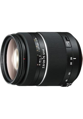 Sony Weitwinkelobjektiv »SAL-2875« kaufen