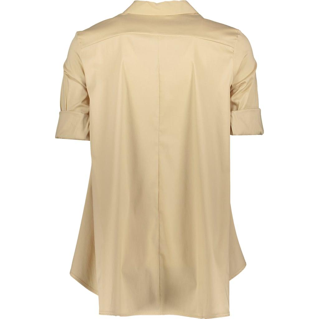 IMPERIAL Klassische Bluse »IMP-C ED4ABF«, glockenförmige Form