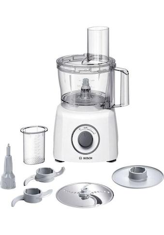 BOSCH Küchenmaschine »MultiTalent 3 MCM3100W«, 800 W, 2,3 l Schüssel kaufen