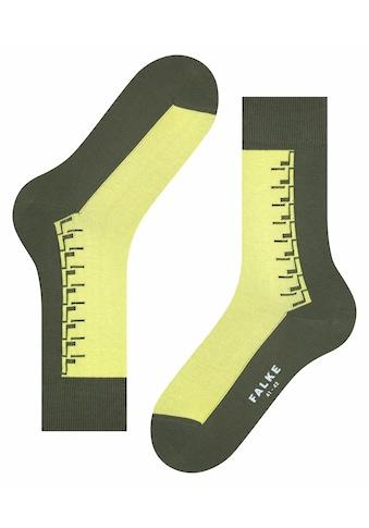 FALKE Socken »Modular Blocking«, (1 Paar), im Retro-Design kaufen