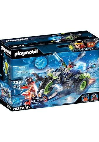 Playmobil® Konstruktions-Spielset »Arctic Rebels Eistrike (70232), Top Agents«, (73 St.), ; Made in Germany kaufen
