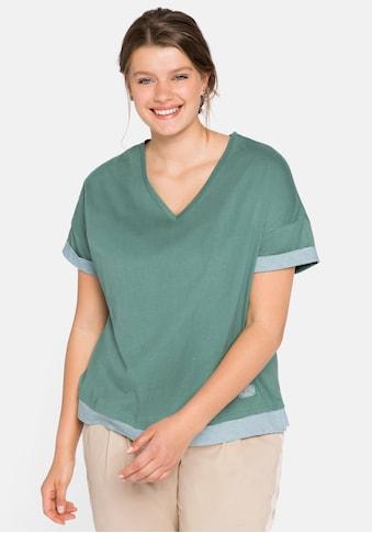 Sheego Oversize - Shirt kaufen