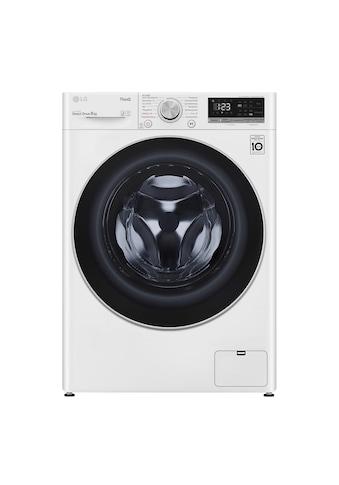 LG Waschmaschine, V4 W800, 8 kg, 1400 U/min kaufen