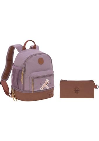 Lässig Kinderrucksack »Adventure Dragonfly, Mini Backpack«, Floureszierende Flächen kaufen