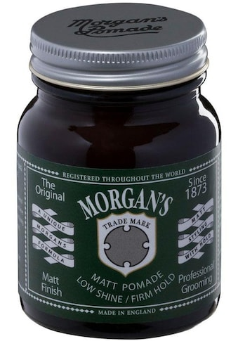 """Morgan's Haarpomade """"Matt Pomade"""", starker Halt kaufen"""