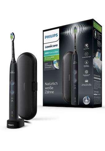 Philips Sonicare Elektrische Zahnbürste »ProtectiveClean 4500 HX6830/53«, 1 St.... kaufen